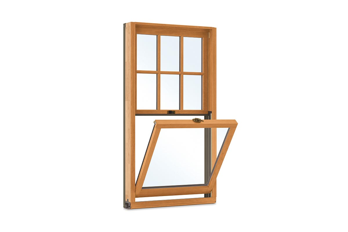 Double Hung Marvin Windows